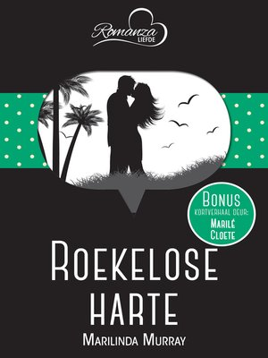 cover image of Roekelose harte