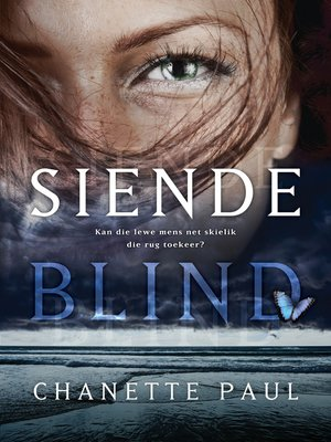 cover image of Siende blind