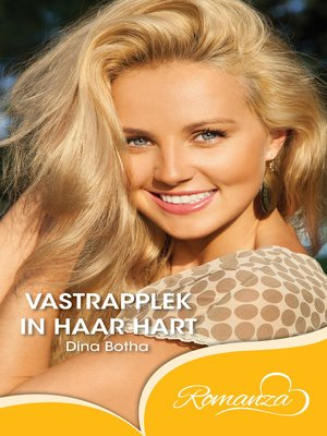 cover image of Vastrapplek in haar hart