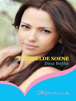 cover image of Gesteelde soene