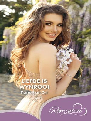 cover image of Liefde is wynrooi