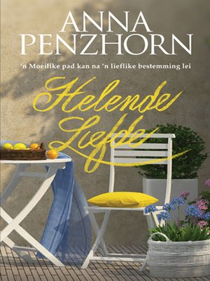 cover image of Helende Liefde