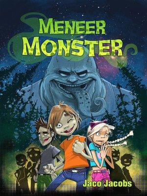 cover image of Meneer Monster
