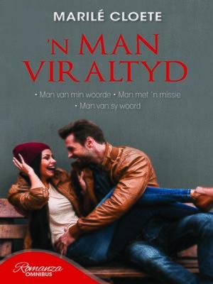 cover image of n Man vir altyd