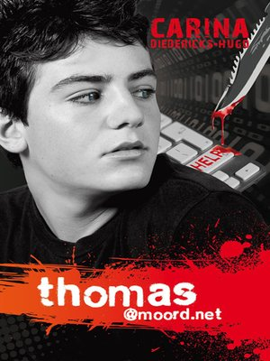 cover image of Thomas@moord.net
