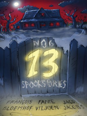 cover image of Nog 13 Spookstories