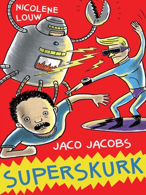 cover image of Superskurk