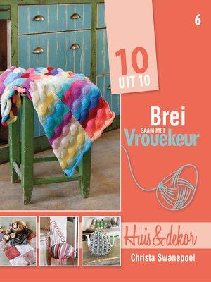 cover image of Brei saam met Vrouekeur 6