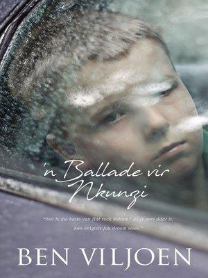 cover image of ñ Ballade vir Nkunzi