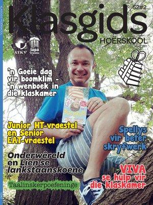 cover image of Klasgids April 2017 Hoërskool