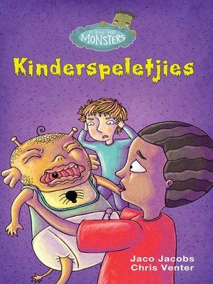cover image of Kinderspeletjies