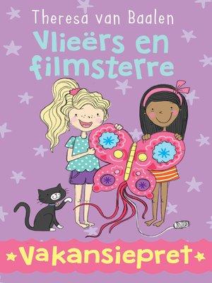 cover image of Vakansiepret 2: Vlieërs en filmsterre