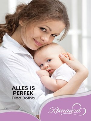cover image of Alles is perfek