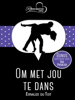 cover image of Om met jou te dans & Hougoed