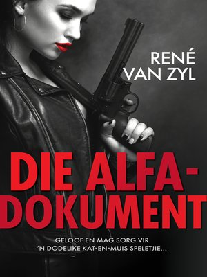 cover image of Die Alfa-dokument