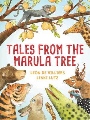 cover image of Tales from the Marula Tree