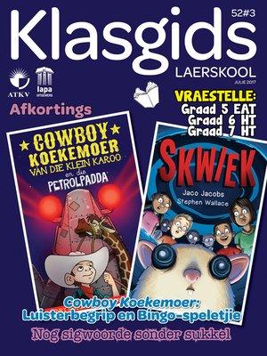 cover image of Klasgids Julie 2017 Laerskool