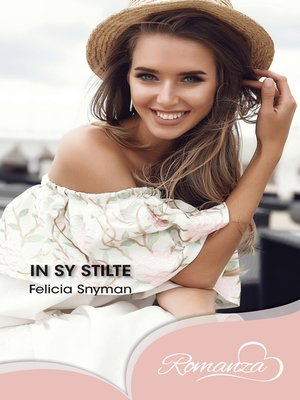 cover image of In sy stilte
