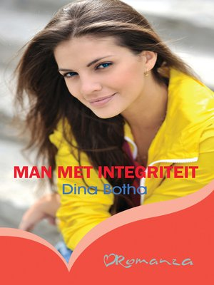 cover image of Man met integriteit