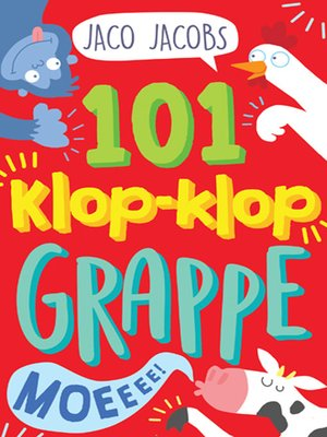 cover image of 101 Klop-klop-grappe