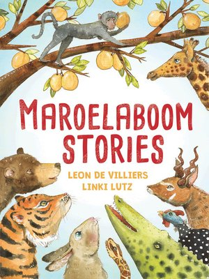 cover image of Maroelaboomstories