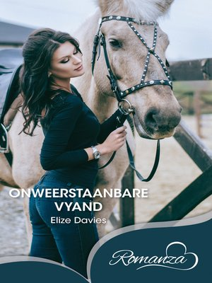 cover image of Onweerstaanbare vyand