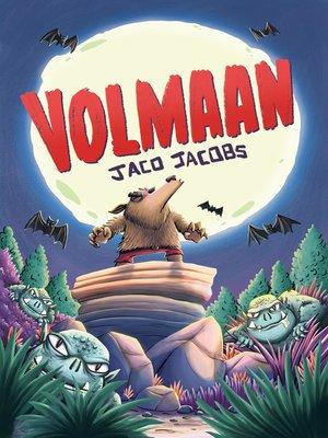 cover image of Volmaan (omnibus)
