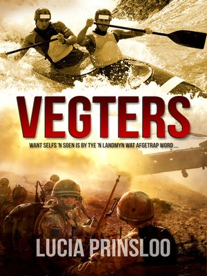 cover image of Vegters