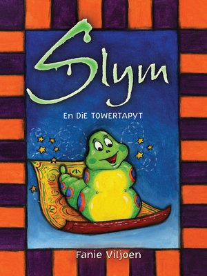 cover image of Slym en die towertapyt