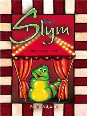 cover image of Slym en die gogga-sirkus