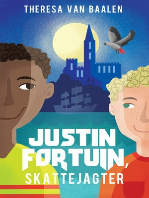 cover image of Justin Fortuin