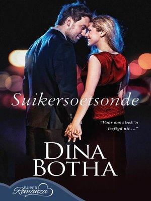 cover image of Suikersoetsonde
