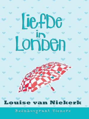 cover image of Liefde in Londen