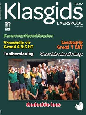 cover image of Klasgids April 2019 Laerskool