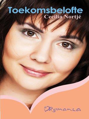 cover image of Toekomsbelofte