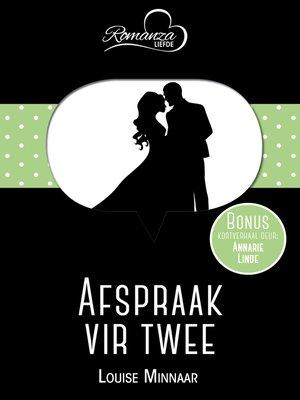 cover image of Afspraak vir twee & Altyd 'n antwoord