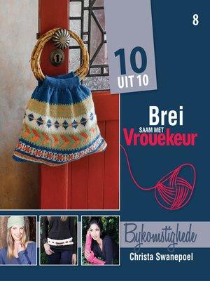 cover image of Brei saam met Vrouekeur 8