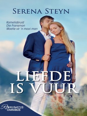 cover image of Liefde is vuur