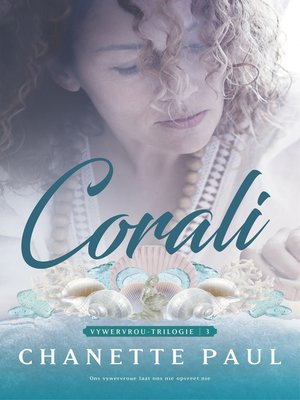 cover image of Vywervrou-trilogie: Corali