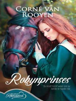 cover image of Robynprinses (SuperRomanza)