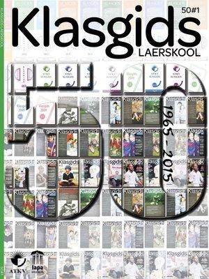 cover image of Klasgids Februarie 2015 Laerskool