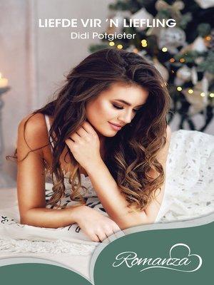 cover image of Liefde vir ñ liefling