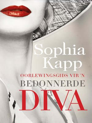 cover image of Oorlewingsgids vir 'n bedonnerde diva