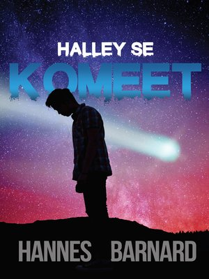 cover image of Halley se komeet