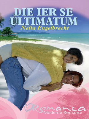 cover image of Die Ier se ultimatum