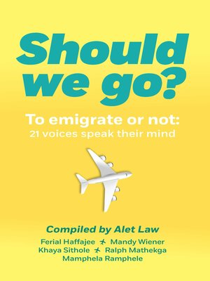 cover image of Should we go?