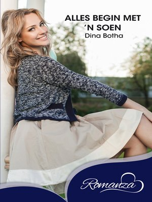cover image of Alles begin met 'n soen