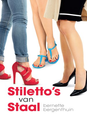 cover image of Stiletto's van staal