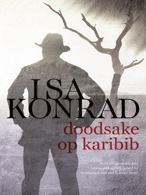 cover image of Doodsake Op Karibib