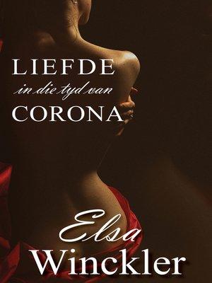 cover image of Liefde in die tyd van Corona